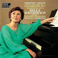Bella Davidovich, London Symphony Orchestra, Sir Neville Marriner – Chopin: Piano Concerto No. 2; Krakowiak