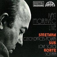 Ivan Moravec – Smetana, Suk, Korte: Ivan Moravec Live