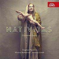 Přední strana obalu CD Nativitas - Vánoční písně staré Evropy