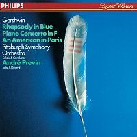 André Previn, Pittsburgh Symphony Orchestra – Gershwin: Rhapsody in Blue / An American in Paris / Piano Concerto in F