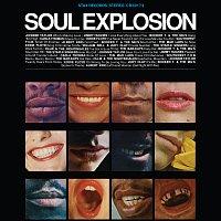 Přední strana obalu CD Soul Explosion