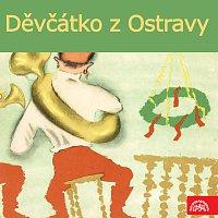 Přední strana obalu CD Děvčátko z Ostravy