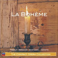Renata Tebaldi, Carlo Bergonzi, Tullio Serafin – Puccini: La Boheme [2 CDs]