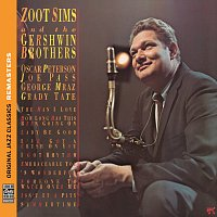 Zoot Sims, Oscar Peterson, Joe Pass, George Mraz, Grady Tate – Zoot Sims And The Gershwin Brothers [Original Jazz Classics Remasters]