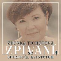 Přední strana obalu CD Zpívání se Spirituál kvintetem