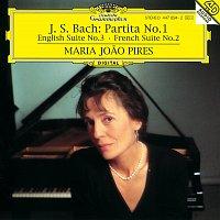 Přední strana obalu CD Bach, J.S.: Partita No.1; English Suite No.3; French Suite No.2