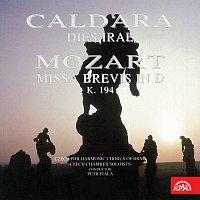 Různí interpreti – Caldara: Dies Irae, Mozart: Missa brevis in D, K. 194