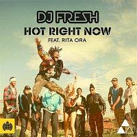 DJ Fresh, Rita Ora – Hot Right Now (Remixes)
