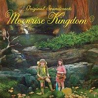 Přední strana obalu CD Moonrise Kingdom (Original Soundtrack)