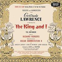 Přední strana obalu CD The King and I (Original Broadway Cast)