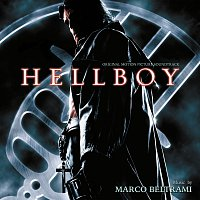 Přední strana obalu CD Hellboy [Original Motion Picture Soundtrack]