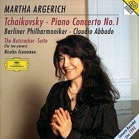 Martha Argerich, Berliner Philharmoniker, Claudio Abbado, Nicolas Economou – Tchaikovsky: Piano Concerto No.1; The Nutcracker Suite