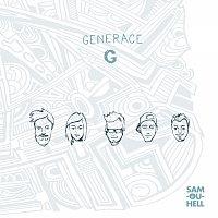 Přední strana obalu CD Generace G