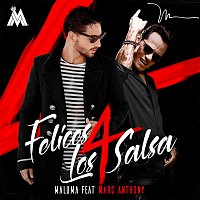Maluma, Marc Anthony – Felices los 4 (Salsa Version)