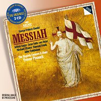 The English Concert, Trevor Pinnock – Handel: Messiah