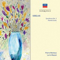 Pierre Monteux, Lorin Maazel – Sibelius: Symphony No. 2; Karelia Suite