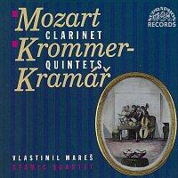 Mozart, Krommer-Kramář: Klarinetové kvintety