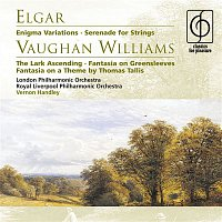 London Philharmonic Orchestra, Vernon Handley – Elgar Enigma Variations, Vaughan Williams The Lark Ascending