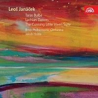 Filharmonie Brno /FB/, Jakub Hrůša – Janáček: Lašské tance, Liška Bystrouška - suita (verze Františka Jílka), Taras Bulba