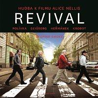 Přední strana obalu CD Hudba k filmu Revival