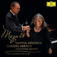 Martha Argerich, Orchestra Mozart, Claudio Abbado – Mozart: Piano Concerto No.25 In C Major K.503;  Piano Concerto No.20 In D Minor K.466 [Live]