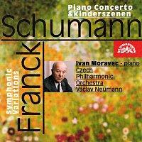Přední strana obalu CD Schumann: Koncert pro klavír, Dětské scény... / Franck : Symfonické variace