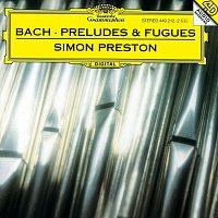 Přední strana obalu CD J.S. Bach: Preludes and Fugues