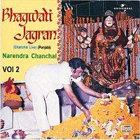 Přední strana obalu CD Bhagwati Jagran Vol. 2 (Live)