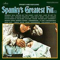 Přední strana obalu CD Spanky's Greatest Hit(s)