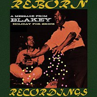 Art Blakey – Holiday For Skins, The Complete Sessions  (HD Remastered)