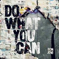 Přední strana obalu CD Do What You Can