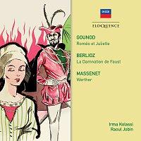 Irma Kolassi, Raoul Jobin, London Symphony Orchestra, Anatole Fistoulari – Gounod, Berlioz, Massenet: Arias & Duets