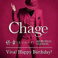 Chage – Epilogue / Viva! Happy Birthday!