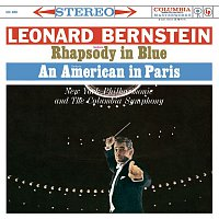 "Leonard Bernstein, New York Philharmonic Orchestra – Gershwin: Rhapsody in Blue; An American in Paris & Bernstein: Symphonic Dances from ""West Side Story""; Symphonic Suite from ""On the Waterfront"" - Sony Classical Originals"