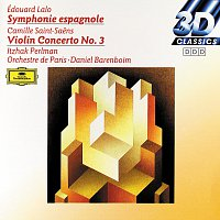 Lalo: Symphony espagnole op. 21 / Saint-Saens: Concerto for Violin and Orchestra No. 3