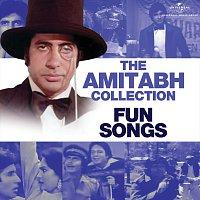 Přední strana obalu CD The Amitabh Collection: Fun Songs