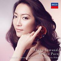 Akiko Suwanai, Pace Ennrico – Franck & R.Strauss: Violin Sonatas, Takemitsu: Hika