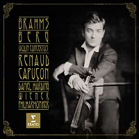 Brahms Berg Violin Concertos