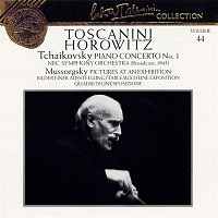 Vladimir Horowitz, Modest Moussorgsky – Tchaikovsky: Piano Concerto No. 1, NBC Symphony Orchestra; Mussorgsky: Pictures at an Exhibition