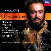 Zubin Mehta, Luciano Pavarotti, Antonella Banaudi, Leo Nucci, Shirley Verrett – Verdi: Il Trovatore (Highlights)