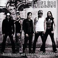 Přední strana obalu CD Kaikki mita ma annoin 2003-2008