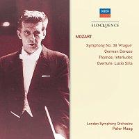 "London Symphony Orchestra, Peter Maag – Mozart: Symphony No.38 - ""Prague""; German Dances; Thamos Interludes"