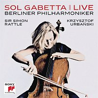 Sol Gabetta, Edward Elgar, Berliner Philharmoniker, Sir Simon Rattle – Live