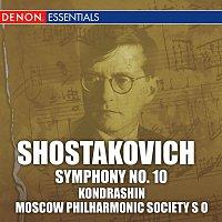 Kyril Kondrashin, The Symphony Orchestra of the Moscow Philharmonic Society – Shostakovich: Symphony No. 10