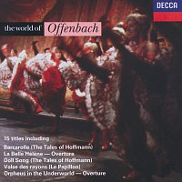 Různí interpreti – The World of Offenbach
