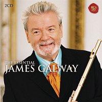 Přední strana obalu CD The Essential James Galway