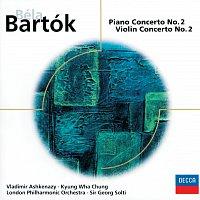 Vladimír Ashkenazy, Kyung Wha Chung, London Philharmonic Orchestra – Bartók: Piano Concerto No.2/Violin Concerto No.2