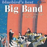Přední strana obalu CD Big Band: Swingin' Through The Night (Bluebird's Best Series)