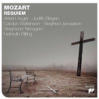 Helmuth Rilling, Wolfgang Amadeus Mozart, Siegfried Jerusalem, Carolyn Watkinson, Arleen Augér, Siegmund Nimsgern, Bach Collegium Stuttgart – Mozart: Requiem