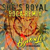 Byron Lee, The Dragonaires – She's Royal [Soca Remix]